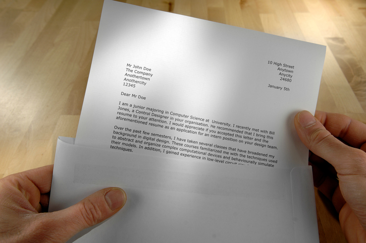 How To Write A Cover Letter That Gets